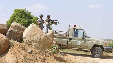مقتل 3 عسكريين سعوديين في جازان