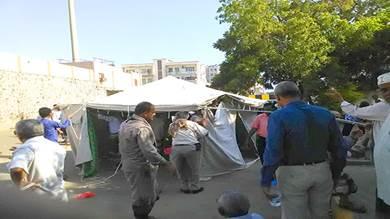 هيئة الجيش والأمن الجنوبي تناقش اتخاذ إجراءات موازية لاحتجاجاتها