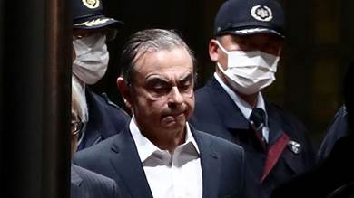 فرار كارلوس غصن يصيب اليابان بالذهول «تقرير»