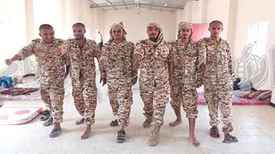 """اليوم.. اعتصام لجنود كتيبة النخبة أمام """"العسكرية الرابعة"""" بعدن"""