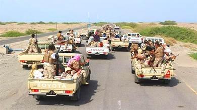 الحزام: قيادات بالقاعدة على رأس تعزيزات من مأرب إلى شقرة