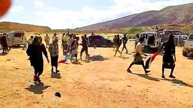 منظمة حقوقية: سلطة شبوة ترتكب جرائم ضد الإنسانية وتدير المحافظة بطريقة مليشياوية
