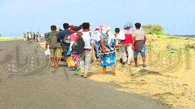 الهجرة الدولية: قرابة 10 آلاف مهاجر أفريقي دخلوا اليمن في فبراير