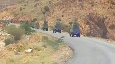 كمائن المقاومة تتصدى لتعزيزات عسكرية في طريقها إلى شقرة
