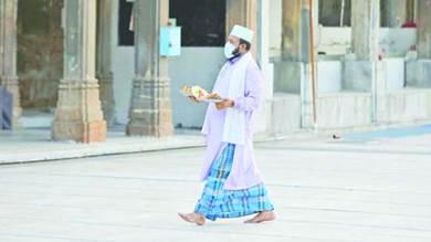 رمضان في الهند هذا العام بدون طقوس