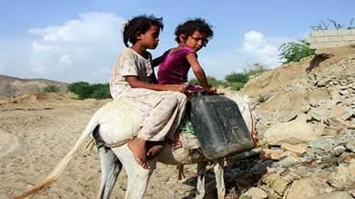 «مياه اليمن».. شحٌّ يعيق التصدي لفيروس كورونا