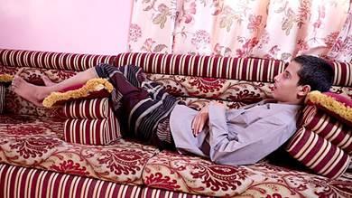 الشاب محمد رشاد الشظيفي