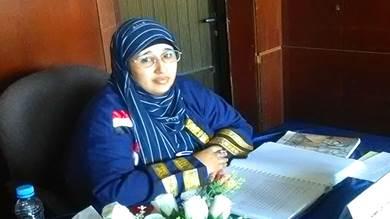 الباحثة  وداد زين محمد السقاف