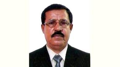 الناشط وكاتب مقالات الرأي صالح علي الدويل باراس