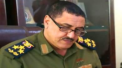 مدير عام شرطة العاصمة عدن اللواء مطهر الشعيبي