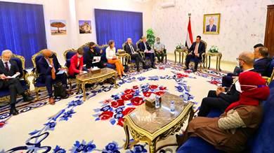 مضامين الاوروبيين: مطار عدن الدولي تأجيل الديون والبنك المركزي
