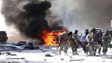 مقتل 12 من أفراد المخابرات والأمن في انفجار وسط الصومال