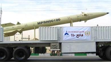 """مركز أبحاث: حزب الله يخزن صواريخ """"فاتح"""" داخل مؤسسة خيرية في بيروت"""
