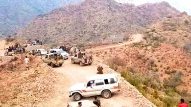الحشد الشعبي واللواء الرابع يحشدان مقاتليهم صوب التربة