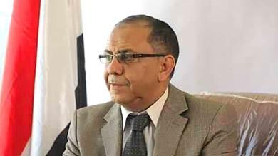 وزير الصناعة والتجارة محمد حزام الأشول