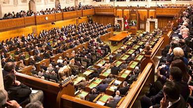 البرلمان الكندي