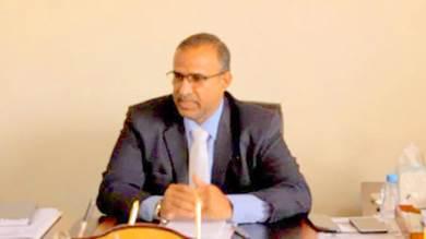د. محمد سعيد الزعوري وزير الشؤون الاجتماعية والعمل
