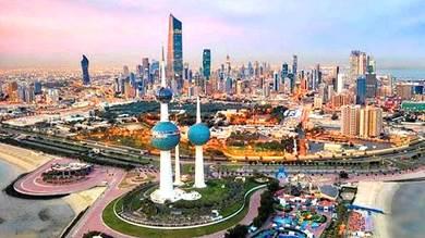 الكويت تغلق المنافذ البرية والبحرية للبلاد