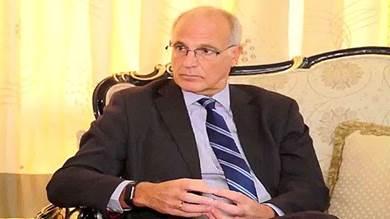 سفير المملكة المتحدة لدى اليمن مايكل آرون