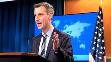 المتحدث باسم وزارة الخارجية الأمريكية - تيد برايس