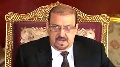 رئيس مجلس النواب اليمني سلطان البركاني