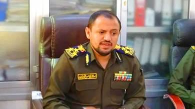 مدير إدارة البحث الجنائي في صنعاء سلطان صالح عيضة زابن