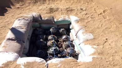 إتلاف 8500 من الألغام الحوثية ومخلفات الحرب في شبوة