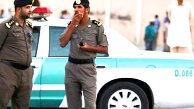 السلطات السعودية تضبط يمنيين متهمين بالسرقة