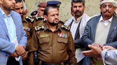 القياد الحوثي الأمني سلطان عيضة زابن