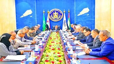 الانتقالي يدعو إلى دعم جهود لملس لاستعادة ميناء عدن دوره الريادي
