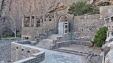 معبد البينيان (الهندوس) في منطقة الخساف، بكريتر عدن