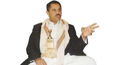 عضو مجلس النواب حميد الجبرتي