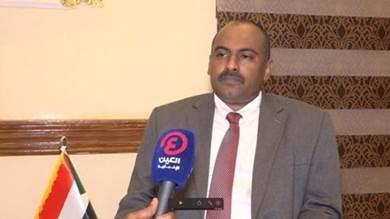 محمد الفكي سليمان نائب رئيس لجنة تفكيك الإخوان