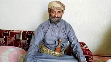 القيادي الحوثي حسين هديان