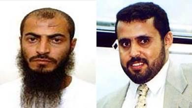 من اليمين، عبدالسلام الهلال، وعلي الحاج شرقاوي