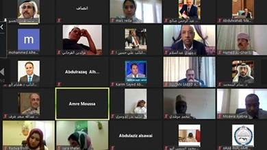 عمرو موسى: العالم العربي يمر بتحديات تتطلب استراتيجية موحدة لوقف التدخلات الإقليمية