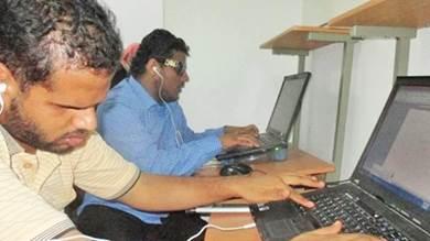 مؤتمر الفضاءات الرقمية لذوي الإعاقة البصرية شهد مشاركة يمنية فاعلة