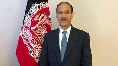سفير أفغانستان في باكستان نجيب الله علي خيل