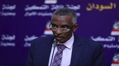 عضو لجنة إزالة التفكيك بالسودان وجدي صالح
