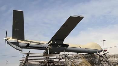 الطائرة الإيرانية المسيرة شهيد-