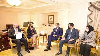 أمريكا تبحث مع الإمارات عودة الحكومة والحفاظ على الوحدة