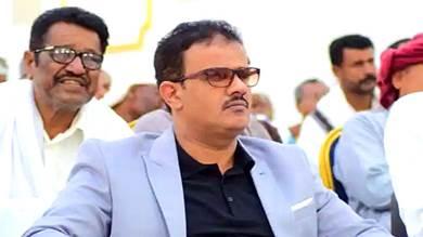رئيس الكتلة المقدم سالم بن مبارك بن سميدع