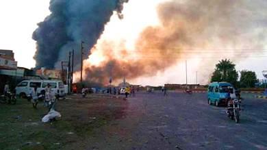 هجوم جديد للحوثيين على السعودية وقصف مدنيين بالحديدة