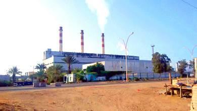 محطة كهرباء الحسوة