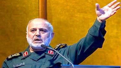 اللواء غلام علي رشيد قائد في الحرس الثوري الإيراني