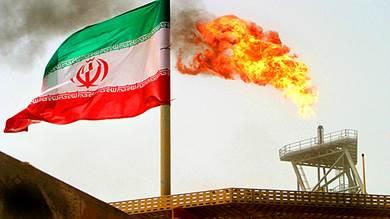 النفط الإيراني