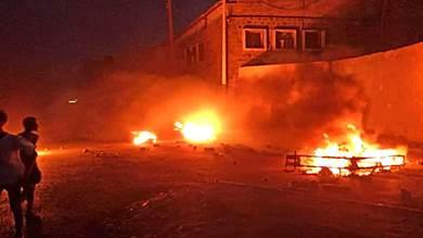 الحكومة تعود إلى عدن على وقع الغضب الشعبي