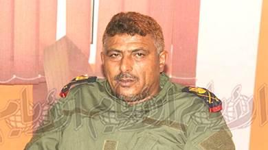 اللواء صالح السيد مدير عام شرطة محافظة لحج