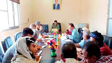فتح مناقصات مشاريع بأكثر من 70 مليون ريال بالشيخ عثمان