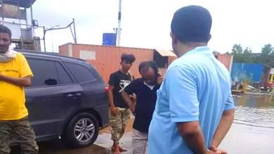 مدير كهرباء عدن وضع الخدمة مستقر ويجري معالجة أضرار المطر